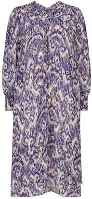 Etoile Isabel Marant Yana Printed Dress