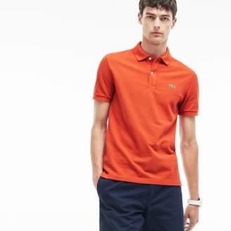 Lacoste Men's Petit Pique Slim Fit Polo Shirt
