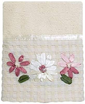 Avanti Victoria Embroidered Washcloth