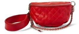 Steve Madden Quilted Convertible Fanny Pack