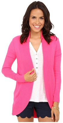 Lilly Pulitzer Amalie Cardigan $138 thestylecure.com