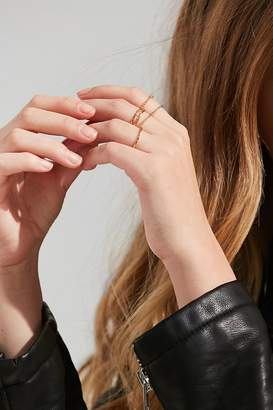 Urban Outfitters Essential Stacking Ring Set