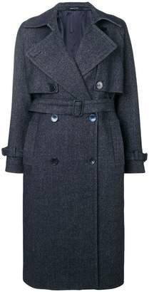 Tagliatore Kristen trench coat