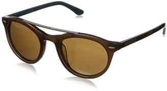 Hang Ten Gold Classics HTG1009 C2 Polarized Round Sunglasses