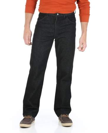 Wrangler Big Men's Midweight Stretch Jean