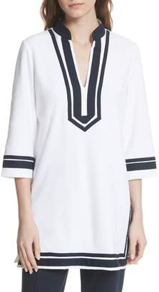 Tory Burch Tory Terry Cloth Tunic