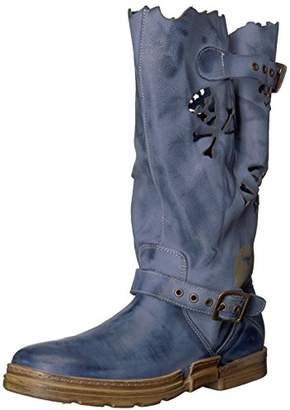 Telyoh Kid's Skull and Crossbones Fashion Boot