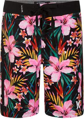 Hurley Boys 4-7 Garden Floral Board Shorts