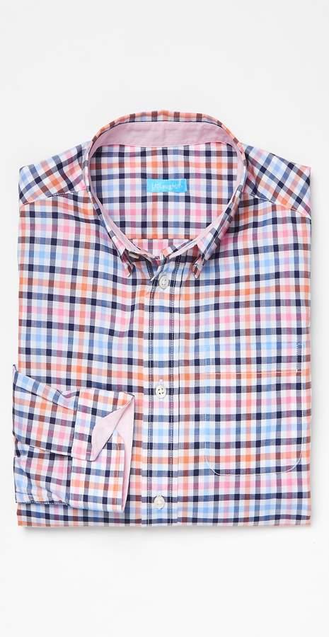 Boys' Carnegie Shirt in Check