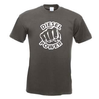 Diesel Kiwistar Power Blow fist T-Shirt Men Design Gift