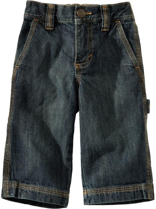 Old Navy Loose Fit Painter Jeans for Baby