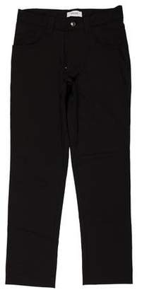 Versace Five-Pocket Cropped Pants