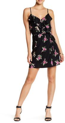 Mimi Chica Floral Wrap Dress $42 thestylecure.com