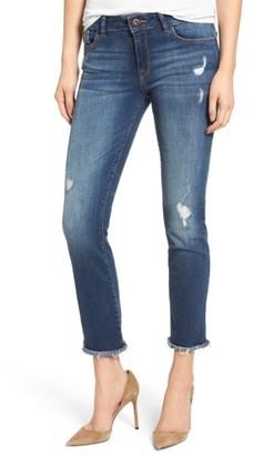 Women's Dl1961 Mara Ankle Straight Leg Jeans $198 thestylecure.com