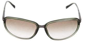 Prada Sport Narrow Tinted Sunglasses