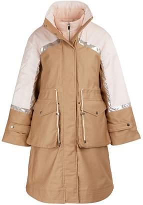 Lu Mei Hampstead coat