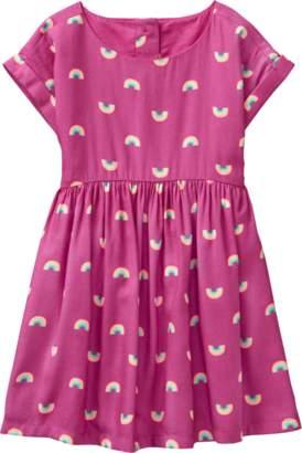Gymboree Rainbow Twirl Dress