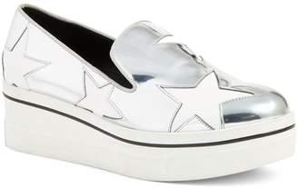 Stella McCartney 'Binx Star' Slip-On Platform Sneaker
