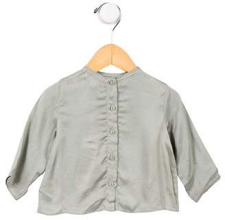 Caramel Baby & Child Girls' Button- Up Top w/ Tags