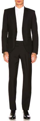 Saint Laurent Gabardine Suit