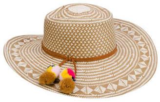 Nine West Woven Bolero Hat