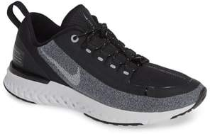 Nike Odyssey React Shield Water Repellent Running Shoe