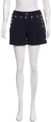 Dolce & Gabbana Mid-Rise Mini Shorts