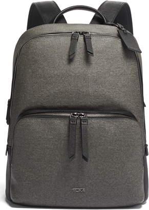 Tumi Varek Hudson Faux Leather Backpack