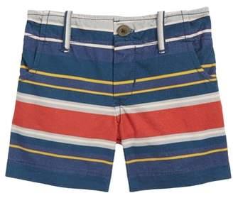 Hudson Peek Stripe Shorts