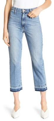 Joe's Jeans The Jane Prairie Crop Straight Leg Jeans