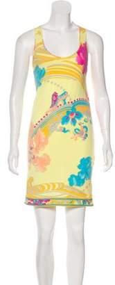 Leonard Print Knit Dress