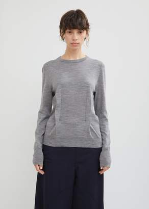 J.W.Anderson Wool Sweater With Dart Detailing