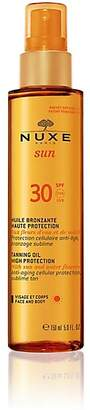 Nuxe Tanning Oil for Face & Body SPF30 150ml