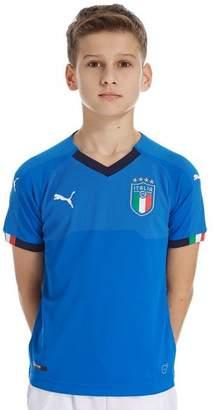 Puma Italy 2018 Home Shirt Junior