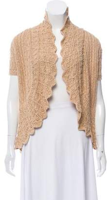 Ralph Lauren Knit Open Front Cardigan