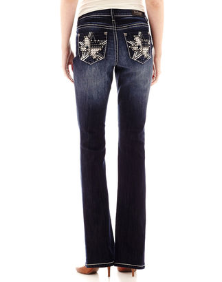 LOVE INDIGO Love Indigo Texas Back Pocket Jeans $50 thestylecure.com