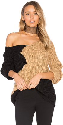 House of Harlow x REVOLVE Adrienne Pullover $208 thestylecure.com