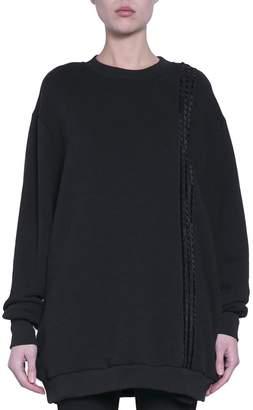 Amen Oversized Cotton Sweatshirt