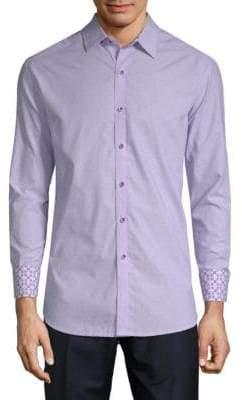 Robert Graham Printed Cotton Shirt