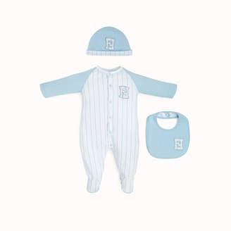 Fendi Baby Boy's Nursery Kit