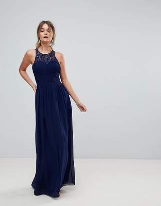Little Mistress Maxi Dress With Embellishment