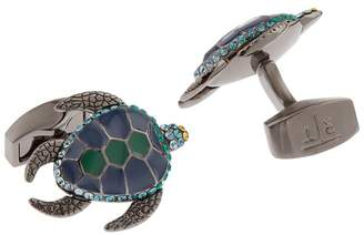 Tateossian Turtle Cufflinks