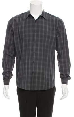 Theory Zack Button-Up Shirt