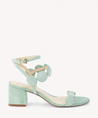 Sole Society Shea Strappy Heeled Sandal