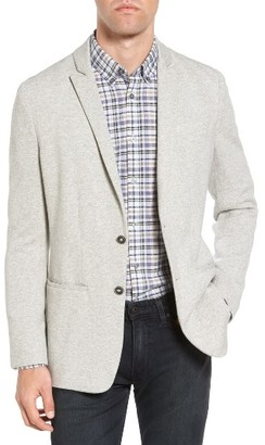 Men's John Varvatos Star Usa Sweater Knit Jacket $398 thestylecure.com