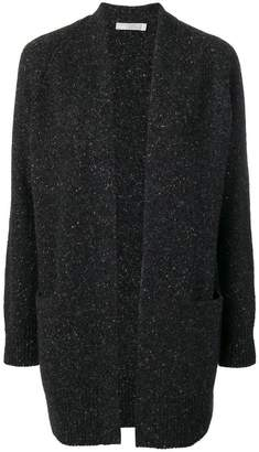 Vince knitted oversized cardigan