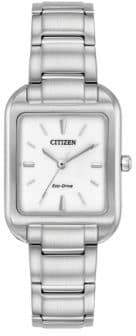 Citizen Chandler Stainless Steel Link Bracelet Watch