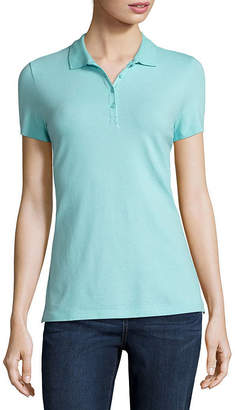 ST. JOHN'S BAY Short-Sleeve Polo
