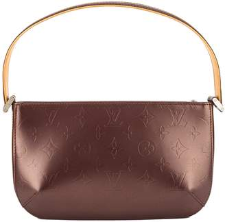 Louis Vuitton Violet Mat Monogram Leather Fowler (3828016)