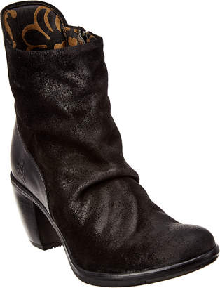 Fly London Hota Suede Bootie